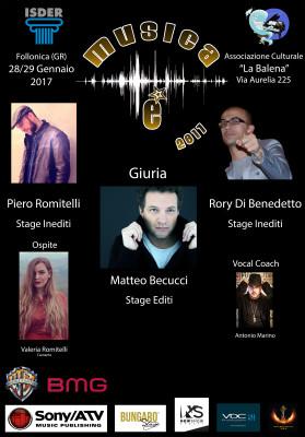 Manifesto Semifinale Follonica 28-29 Gennaio 2017