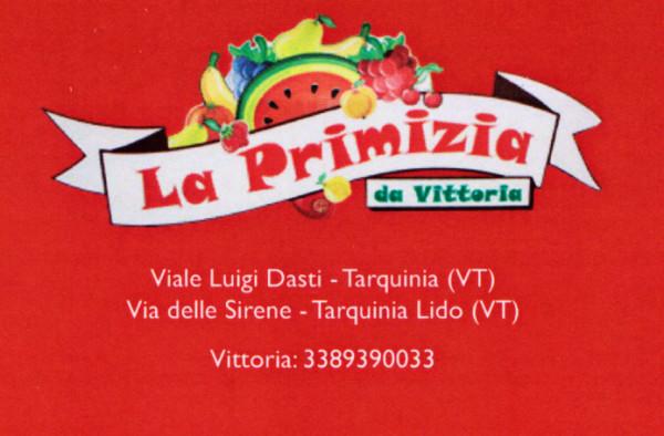 Logo La Primizia